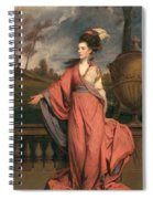 Jane Fleming, Later Countess Spiral Notebook