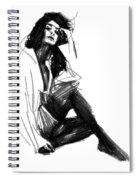 Janet Spiral Notebook