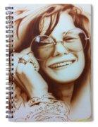 Janis Spiral Notebook