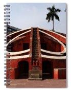 Jantar Mantar - New Delhi - India Spiral Notebook