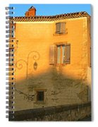 The Lady Of Limoux Spiral Notebook