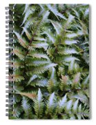 Japanese Ferns Spiral Notebook