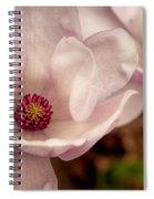Japanese Magnolia  Spiral Notebook