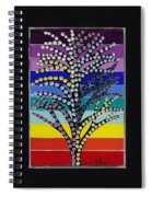 Japanese Maple Spiral Notebook
