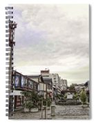 Japantown - Nihon Machi - San Francisco Spiral Notebook