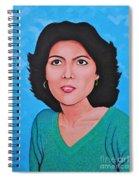Jasmina Spiral Notebook