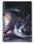 Jasmine Spiral Notebook