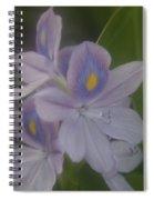 Java Gardens Spiral Notebook