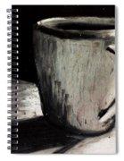 Java Spiral Notebook