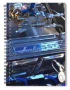 Javelin Sst V-8 Engine Spiral Notebook