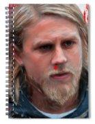 Jax Unloaded Spiral Notebook
