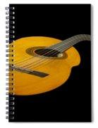 Jazz Guitar 2 Spiral Notebook