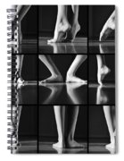 Jazz Melody Spiral Notebook