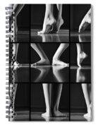 Jazz Melody Spiral Notebook