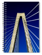 Jazz Of Charleston  Spiral Notebook