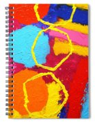 Jazz Process IIi Spiral Notebook