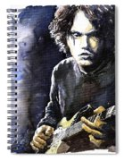 Jazz Rock John Mayer 03  Spiral Notebook