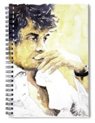 Jazz Rock John Mayer 04  Spiral Notebook