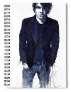 Jazz Rock John Mayer 07 Spiral Notebook