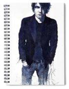 Jazz Rock John Mayer 07 Spiral Notebook