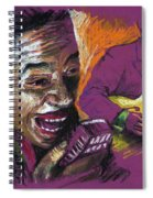 Jazz Songer Spiral Notebook