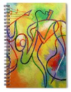 Jazzband 21 Spiral Notebook