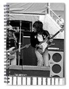 Jb #13 Spiral Notebook
