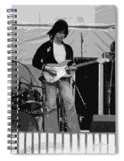 Jb #15 Enhanced Spiral Notebook
