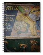 Jbs Valise Spiral Notebook