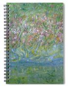 je t'aime Monet Spiral Notebook
