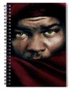 Jealous Othello Spiral Notebook