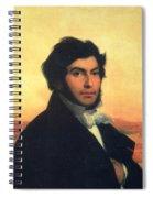 Jean-francois Champollion (1790-1832) Spiral Notebook
