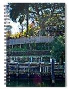 Jeanne Spiral Notebook
