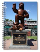 Jebediah Spiral Notebook