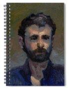 Jeff Spiral Notebook