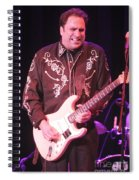Jeff Pitchell Spiral Notebook