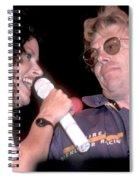 Jefferson Airplane Spiral Notebook