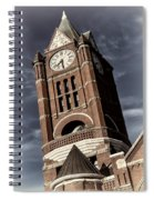 Jefferson County Courthouse Clock Tower Spiral Notebook