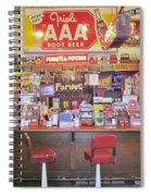 Jefferson Texas General Store Spiral Notebook