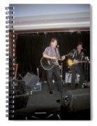 Jefferson Starship Spiral Notebook