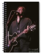 Jeffrey Gaines Spiral Notebook
