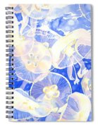 Jellyfish Jubilee Spiral Notebook
