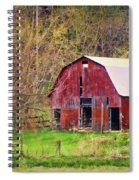Jemerson Creek Barn Spiral Notebook