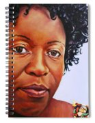 Jemina Spiral Notebook