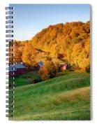 Jenne Farm Spiral Notebook