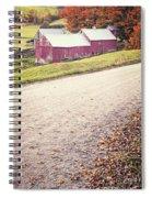 Jenne Farm Vermont Spiral Notebook
