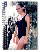 Jenny 1 Piece Spiral Notebook
