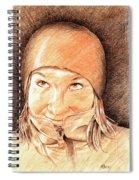 Jenny 2 Spiral Notebook