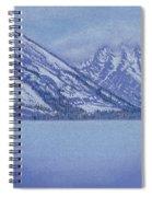 Jenny Lake - Grand Tetons Spiral Notebook