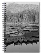 Jenny Lake Wyoming   Spiral Notebook